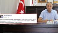 Başkan Özaltun'dan Şehitler İçin Taziye