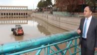 Çarşamba Kanalı Temizlendi