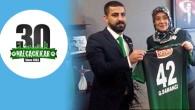 Nalçacılılar'dan Samancı'ya Konyaspor Forması