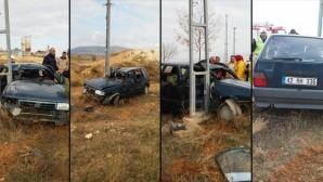 Beyşehir-Seydişehir Yolunda Kaza : 1 Ölü