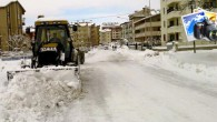 Kar Temizleme Çalışmalarına KOSKİ'de Destek Verdi