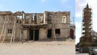 Tarihi Yapılar Restore Ediliyor