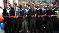 Taş Köprü Aile Çay Bahçesi Törenle Açıldı