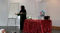 Seher Kümüş Beyşehir'de Konferans Verdi