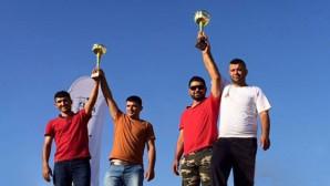 Haceli Şam, Yine Şampiyon Oldu
