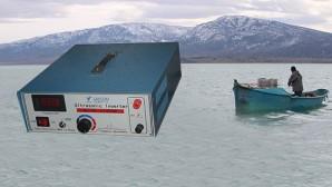 Elektroşok Cihazıyla Balık Avına Ceza Yağdı