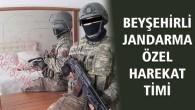 """Beyşehirli JÖH Timinden Yüksekova'da """"Vatan Aşkı"""" Vurgusu"""