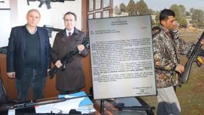 Yivsiz Av Tüfeği Taşımaya Yasak Geldi