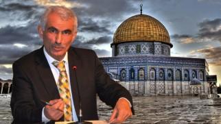 Prof. Dr. Caner Arabacı'dan Kudüs Konferansı
