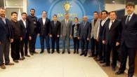 Ak Parti Konya İl Yürütme Kurulu Üyeleri Belirlendi