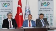 KOP Yerel Yönetimler Toplantısı Beyşehir'de Yapıldı