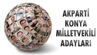 Akparti 25. Dönem Konya Milletvekili Adayları