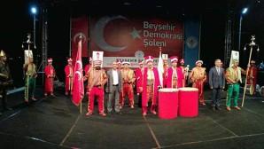 Beyşehir Belediyesi Mehter Takımı Kurdu