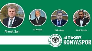 Konyaspor Yönetiminde Bölgemizden 4 İsim