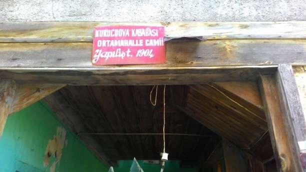 Kurucuova'daki Asırlık Cami Olayına Konya Büyükşehir El Koydu