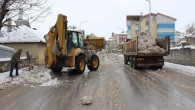 Kar Yağışı Beyşehir Gölü İçin Umut Oldu