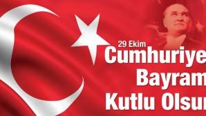 Cumhuriyetimizin 91. Yılı Kutlu Olsun