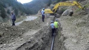 Huğlu'nun 40 Yıllık Su Sorunu Çözüldü