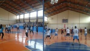 2014-2015 Okul Sporları Başladı