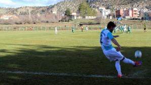 Beyşehir Belediyespor Bozkır'ı 4-3'le Geçti