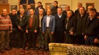 Başkan Özaltun Gazetecilere Resepsiyon Verdi