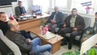 Memur-Sen'den Devlet Hastanesi Yönetimine Ziyaret