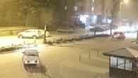 Kar Yeniden Beyşehir'de
