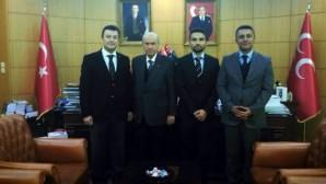 Süleyman Şenol 3. Sıradan Aday Gösterildi