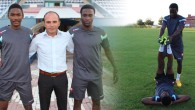 Beyşehir Belediyespor İki Siyahi Futbolcuyu Transfer Etti
