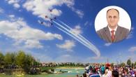Türk Yıldızları Yine Beyşehir'de Gösteri Yapacak