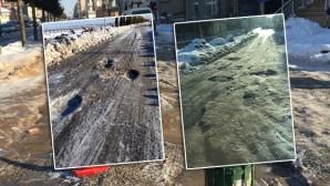 Konya Büyükşehir Vatandaşı Çileden Çıkardı