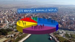 Beyşehir'in Nüfusu 2016'da 977 Kişi Arttı