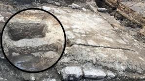 İçerişehir'de Yeni Kale Kapısı ve Surlar Bulundu
