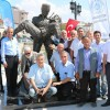 Beyşehir'de Şehit Baba Ve Oğulun Anıtı Açıldı