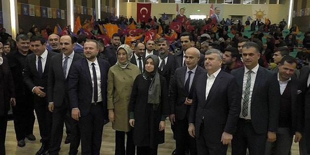 Ak Parti Beyşehir'de Aday Tanıtımı Gerçekleştirdi