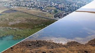 Eğirdir'in Tabandan Bağlı Olduğu Beyşehir Gölü de Kurudu